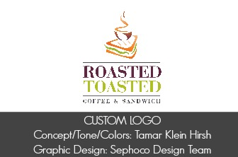 Logo Design: Concept/Colors - Tamar; Graphic Design - Sephoco Design Team
